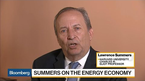 Lawrence Summers Explains How Carbon Dividends Work Bloomberg TV